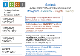 institute of career certification international global strategy institute of career certification international global strategy manifesto