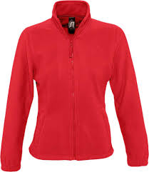 <b>Куртка женская North Women</b>, красная