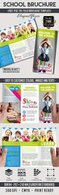 school psd tri fold psd brochure template by elegantflyer school psd tri fold psd brochure template