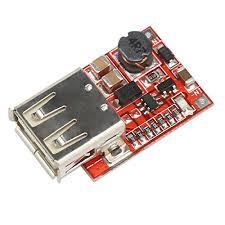 Boost Converter Module, DROK <b>3pcs</b> USB <b>DC</b>-<b>DC</b> Step up 3V to <b>5V</b> ...