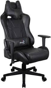 <b>Aerocool AC220</b> AIR-B, Black игровое <b>кресло</b> - купить по выгодной ...