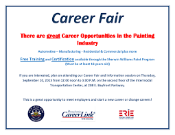 career fair career link of northwestern pa career fair erie page0001