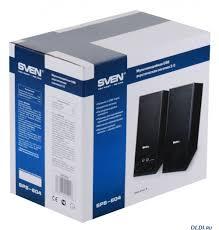<b>Колонки Sven SPS-604 Black</b> — купить по лучшей цене в ...