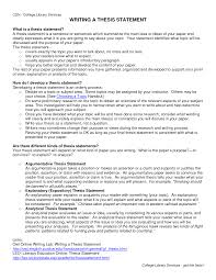 essay example of thesis statement for argumentative essay good essay guidelines for writing a good thesis statement thesis example of thesis statement for argumentative essay