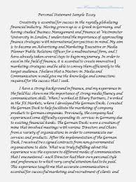 Statement of Purpose for UCLA art major Visual s  amp  Film Studies