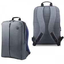 "Сумка-<b>рюкзак для ноутбука HP</b> Essential 15.6"" (K0B39AA) серый"