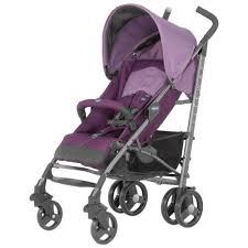 Купить Прогулочная <b>коляска Chicco Lite</b> Way Top purple в ...