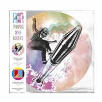 <b>Air</b> : <b>Surfing on</b> a rocket -picture vinyl single - Record Shop X