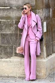 Resultado de imagen de look monocromático rosa