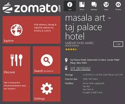 Zomato Restaurant Guide 2012 - A Perfect Guide for Foodies