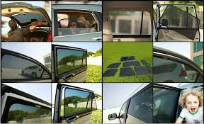 Four side Box <b>car custom</b> curtain for Citroen C5--sunshade unti-uv ...