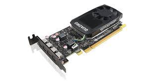 <b>Видеокарта</b> Lenovo ThinkStation Nvidia Quadro P1000 4GB ...