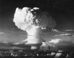 Resultado de imagen de bomba atomica