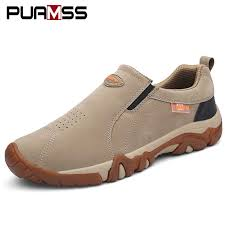 Men Casual Shoes Loafers Sneakers 2019 <b>New Fashion</b> ...