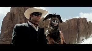The <b>Lone Ranger</b> Trailer - YouTube