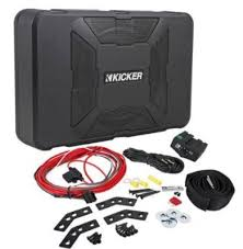 kicker 11hs8 review the kicker hideaway i usually recommend the kicker 11hs8 to customers that have pickup trucks or want to feel a little more bass in their vehicle