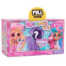 <b>Игровой набор Just Play</b> Hairdorables Питомцы Милые ...