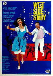 on needlepoint christian louboutin the big n picture poster of west side story