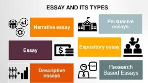 types of essaysessay and its types