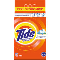 <b>Стиральный порошок</b> Tide Альпийская свежесть <b>автомат</b> для ...