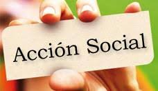 Resultado de imagen de accion social