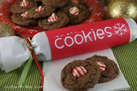 Image result for cookie dough christmas goodies