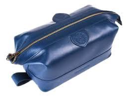Купить <b>косметичка на молнии gentleman's</b> wash bag (синяя ...