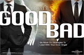 new ebook bosses good vs bad must do strategies to lead new ebook bosses good vs bad 6 must do strategies to lead your inner angel