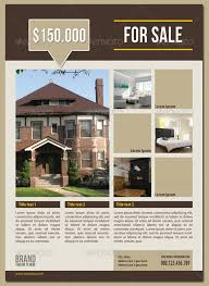 real estate flyers template   real estate flyers template
