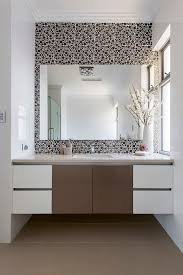 louise contemporary bathroom idea in perth with an undermount sink flat panel cabinets and beige tile bathrooms decoration ideas bathroom decor designs pictures trendy