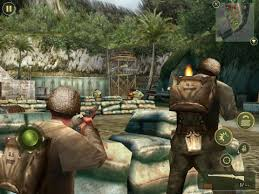Brothers In Arms 2 Global Front QVGA HVGA (Apk+SD Data) 173MB Android APK