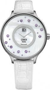 Женские наручные <b>часы Cover</b> — купить на официальном сайте ...