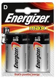 <b>Батарейка Energizer</b> Max <b>D</b>/LR20 — купить по выгодной цене на ...