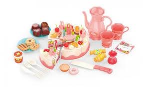 <b>Набор для сюжетной игры</b> Торт (62 детали) Veld CO - купить ...