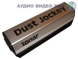 Купить <b>Щетка</b> для винила <b>Tonar Dust</b> Jockey Brush - <b>Щетки</b> для ...