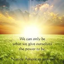 Image result for native american positive attitude