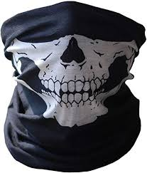 Smile Adventure Sports Newest <b>Bicycle Ski Skull</b> Half Face <b>Mask</b> ...