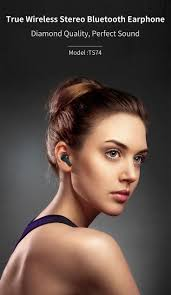 TWS True Wireless <b>Mini</b> Sports Waterproof Handsfree Mobile ...