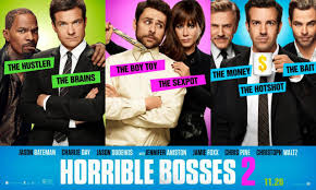 check out the new banner poster for horrible bosses