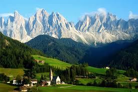 alp dağları himalaya dağları