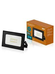 Прожектор <b>светодиодный</b> Ultra Slim 20W 6500К <b>REV</b> 11010283 в ...