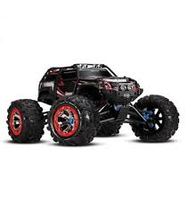 <b>Радиоуправляемая машина Traxxas Summit</b> 1/10 4WD Black ...