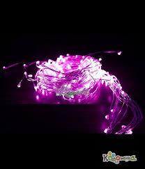 <b>Гирлянда Branch light</b> 1,5 м цвет розовый, провод прозрачная ...