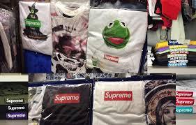 Supreme: как распознать подделку
