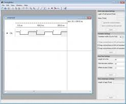 free timing diagram creator and editor  timingeditor