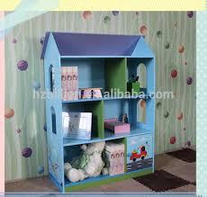 Mobili Per La Casa Delle Bambole : Deluxe in legno per bambini libreria casa delle bambole mobili
