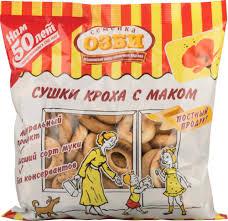 Сушки, <b>сухари</b>, тарталетки <b>Семейка</b> Озби - купить сушки, <b>сухари</b> ...