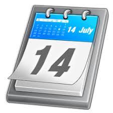 Resultado de imagen de GIF calendario