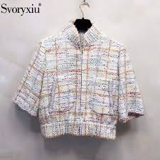 <b>Svoryxiu 2019 Autumn Winter</b> Runway High End Jackets Outwear ...