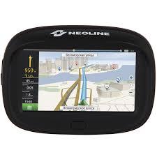 Купить Портативный GPS-<b>навигатор Neoline Moto 2</b> + ПО ...